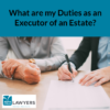 duties as exec